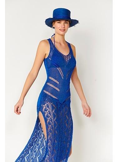 Join Us Elbise Mavi